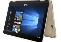 Asus VivoBook Flip TP203, Laptop Convertible Entry Level