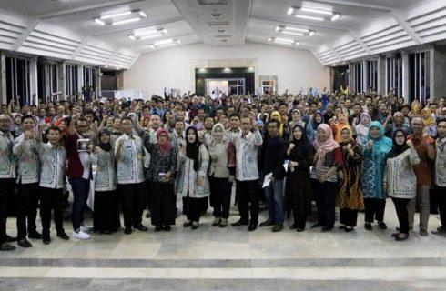 Balai Tikomdik Jawa Barat Menggelar Anugerah ATIKAN JABAR 2019