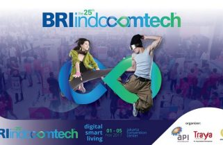 BRI INDOCOMTECH 2017 HADIRKAN DIGITAL SMART LIVING