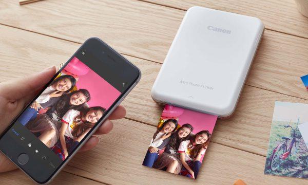 Printer Foto Mini Dari Canon