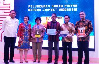Smart Card Pertama Karya Anak Bangsa Indonesia