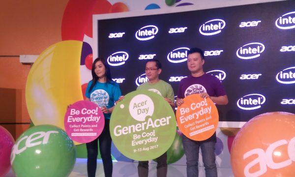 Acer Indonesia Gelar GenerAcer Day