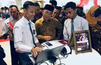 Mendikbud Ingin Siswa Indonesia Pegang Kendali di Era Indonesia Emas 2045