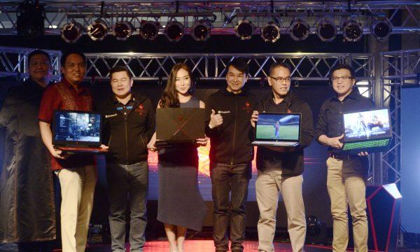 Ekosistem Gaming OMEN by HP Resmi Hadir Di Indonesia