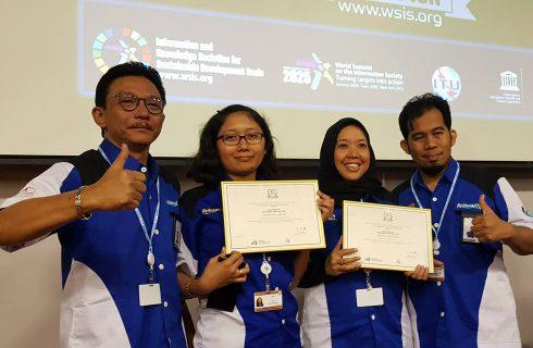 Relawan TIK Indonesia Raih 2 Champion Pada WSIS 2018