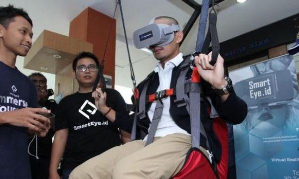 Teknologi VR Terobosan Metode Pembelajaran di SMK
