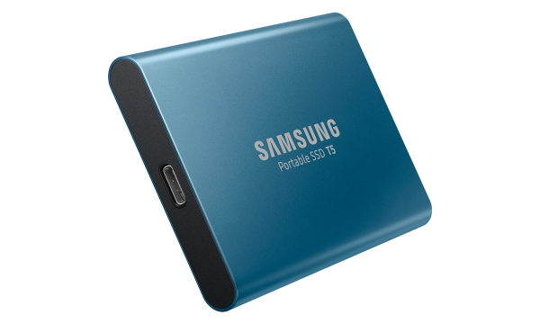 Samsung Portabel SSD T5, Perangkat Mungil Kinerja Cepat