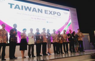 TAITRA Gelar Taiwan Expo 2017