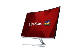 Viewsonic VX3217-2KC-mhd, Monitor Dengan Bezel Edge to Edge Frameless
