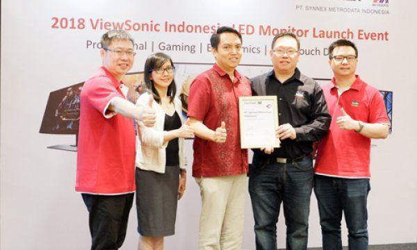 ViewSonic Hadirkan Jajaran Monitor Untuk Pasar Tanah Air