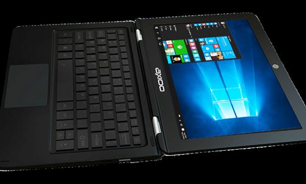 Axioo MyBook 11, Notebook Dengan Dua Penyimpanan
