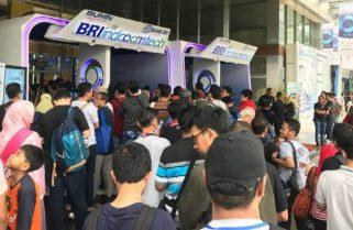 Indocomtech, Ajang Pameran Bagi Industri IT & Digital Lifestyle Show