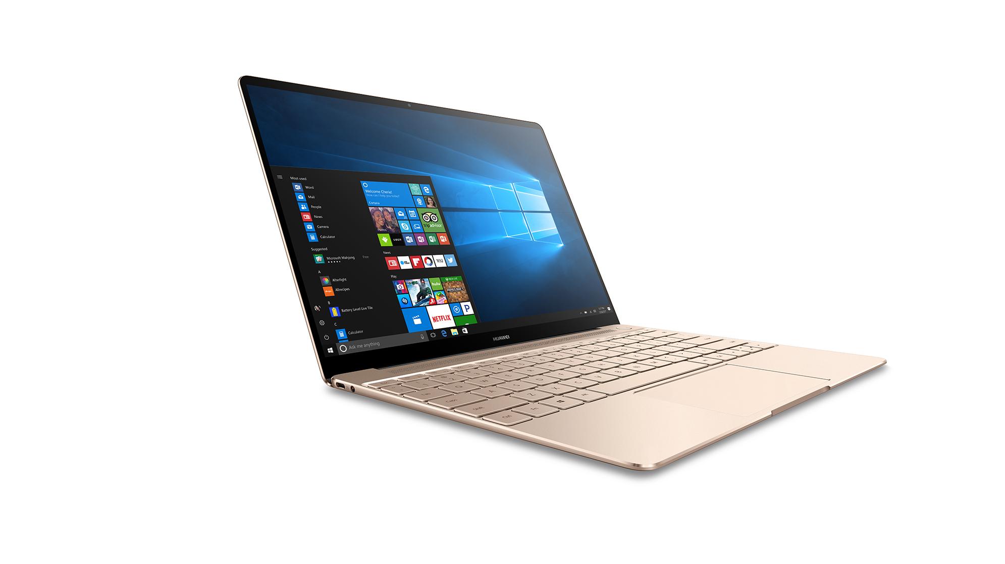Huawei MateBook X, Notebook Tipis Performa Sadis