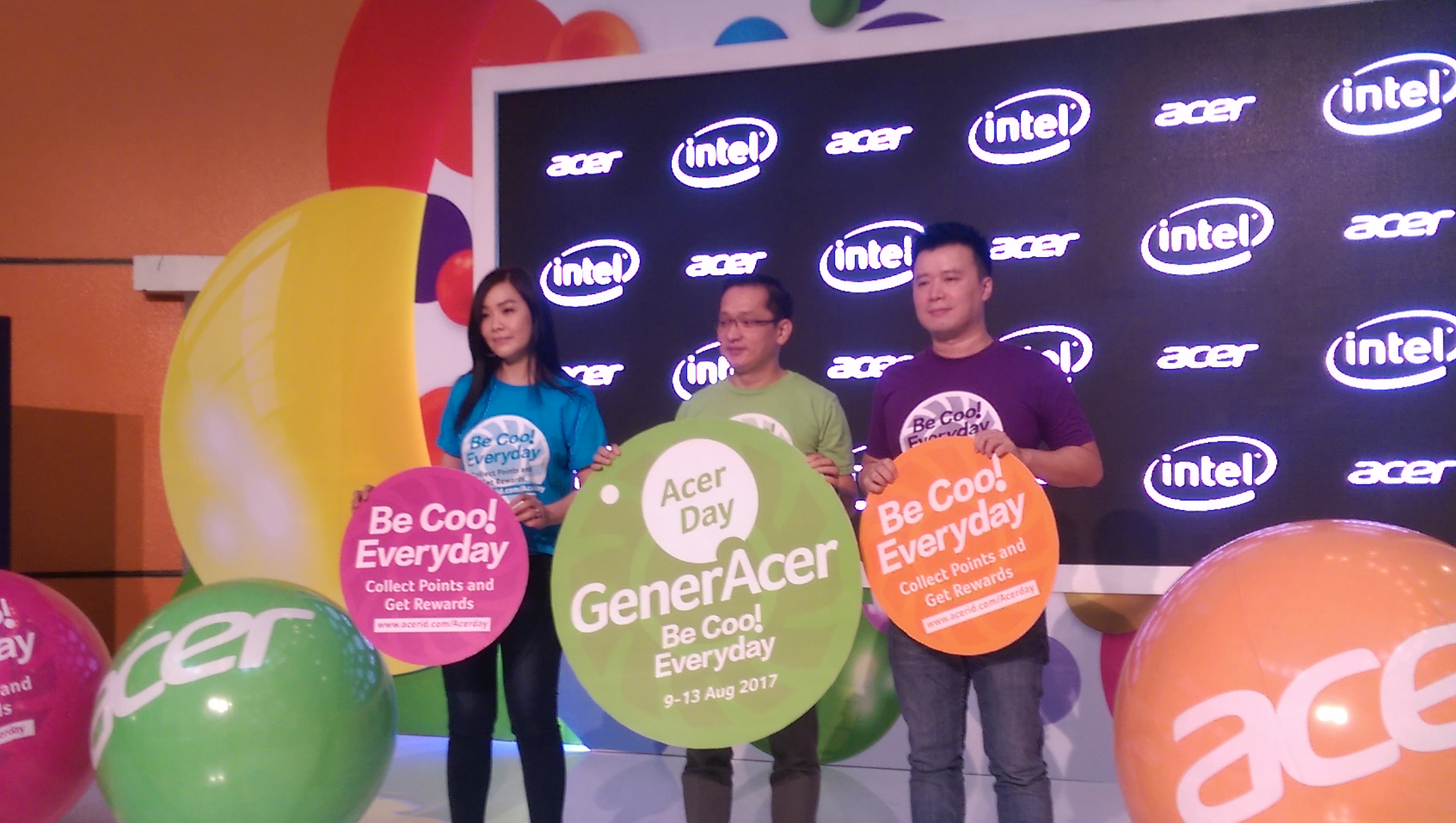 Acer Indonesia Gelar GenerAcer Day