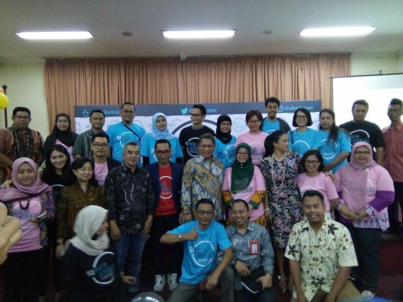 Kominfo Dukung Literasi Digital, Ajak Masyarakat Sebar Konten Positif
