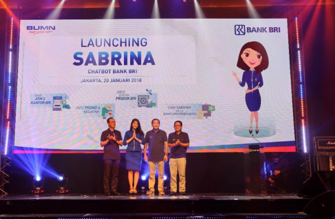 SABRINA, Inovasi Layanan Digital Perbankan Terbaru Dari BRI