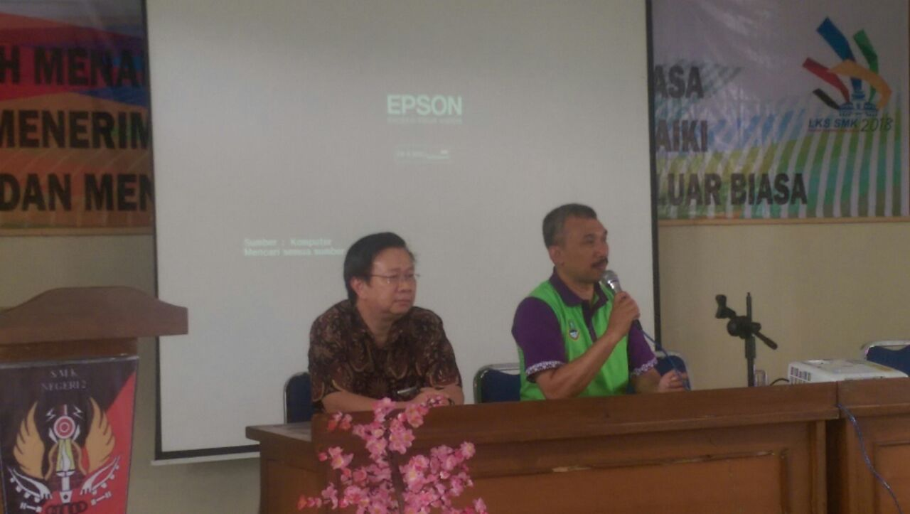 APKOMINDO Sosialisasikan Portal Untuk SMK Jawa Barat