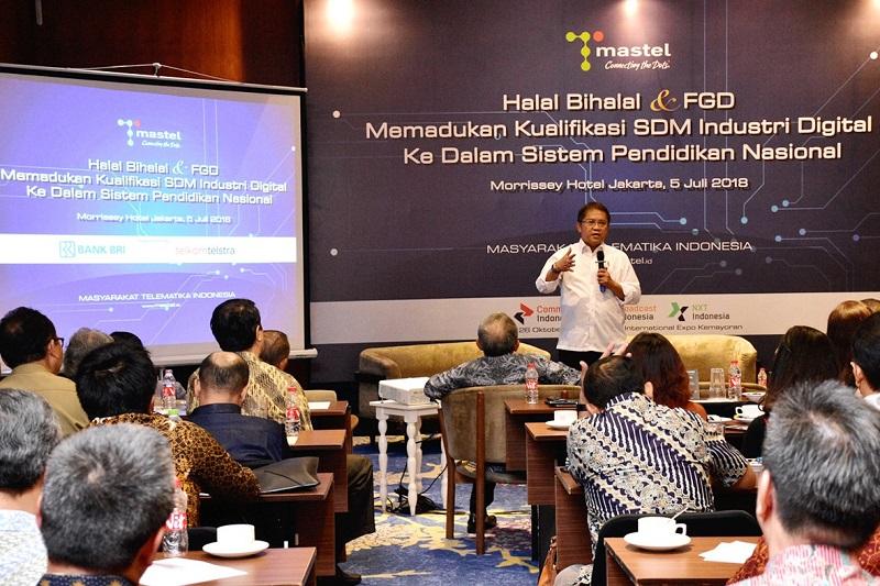 Indonesia Butuh Coder dan Big Data Analysis